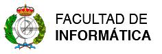 Antiguo logotipo Facultad Informática